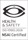 Health & Safety<br>ISO 45001:2018