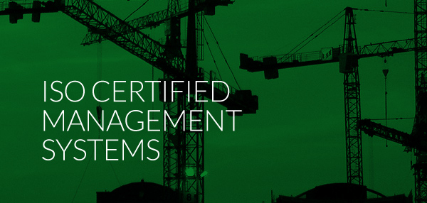 ISO Certified Management Systems