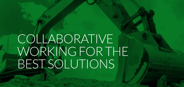 Collaborative working for the best solutions